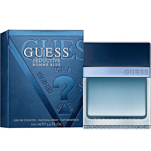 Seductive Homme Blue Apa de toaleta Barbati 100 ml