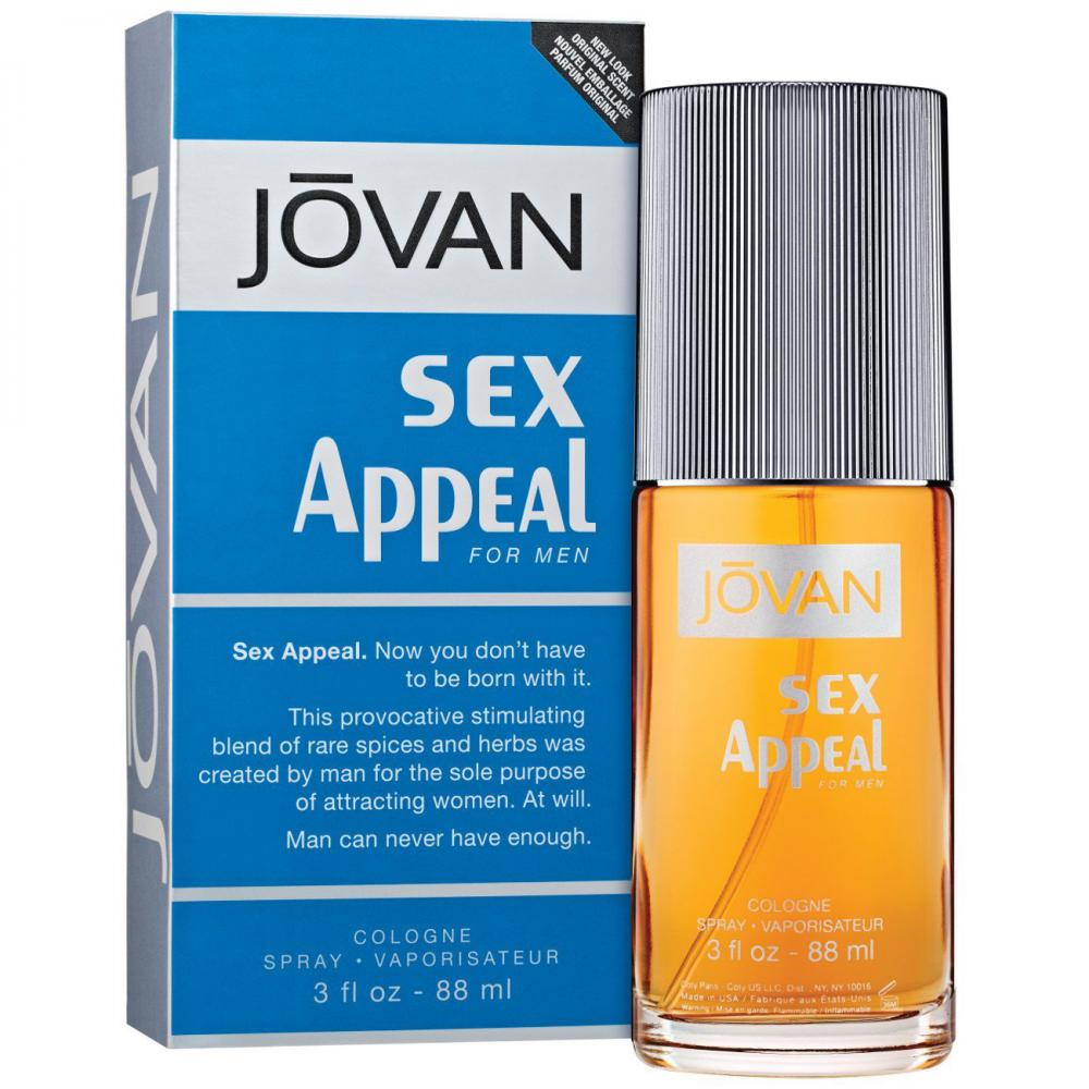 Sex Appeal Apa de colonie Barbati 90 ml
