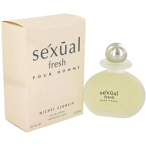 Sexual Fresh Apa de toaleta Barbati 125 ml