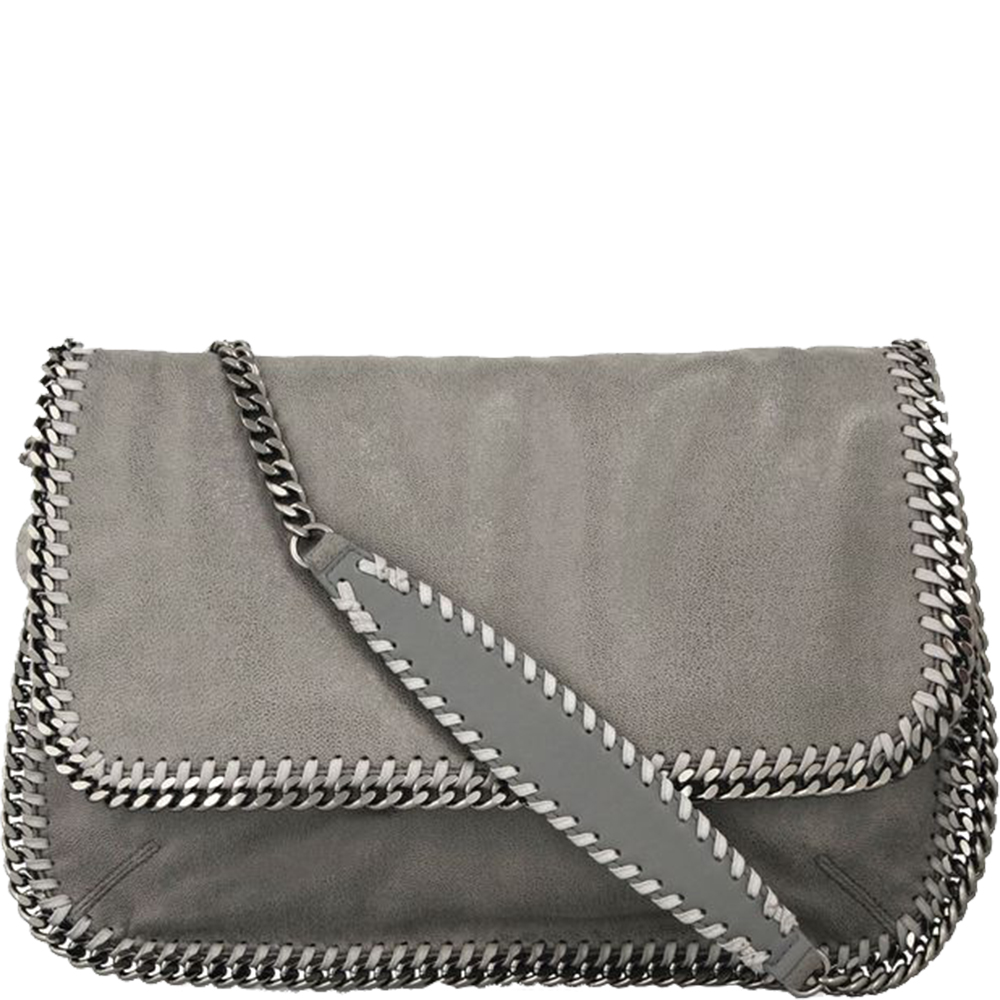Shaggy Messenger Bag