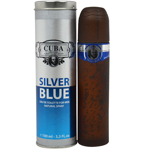 Silver Blue Apa de toaleta Barbati 100 ml