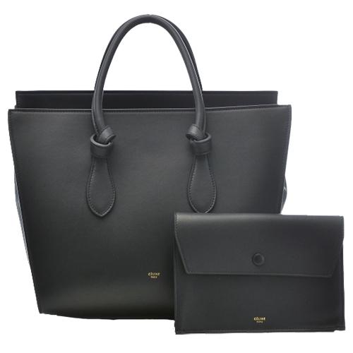 Tie Handbag