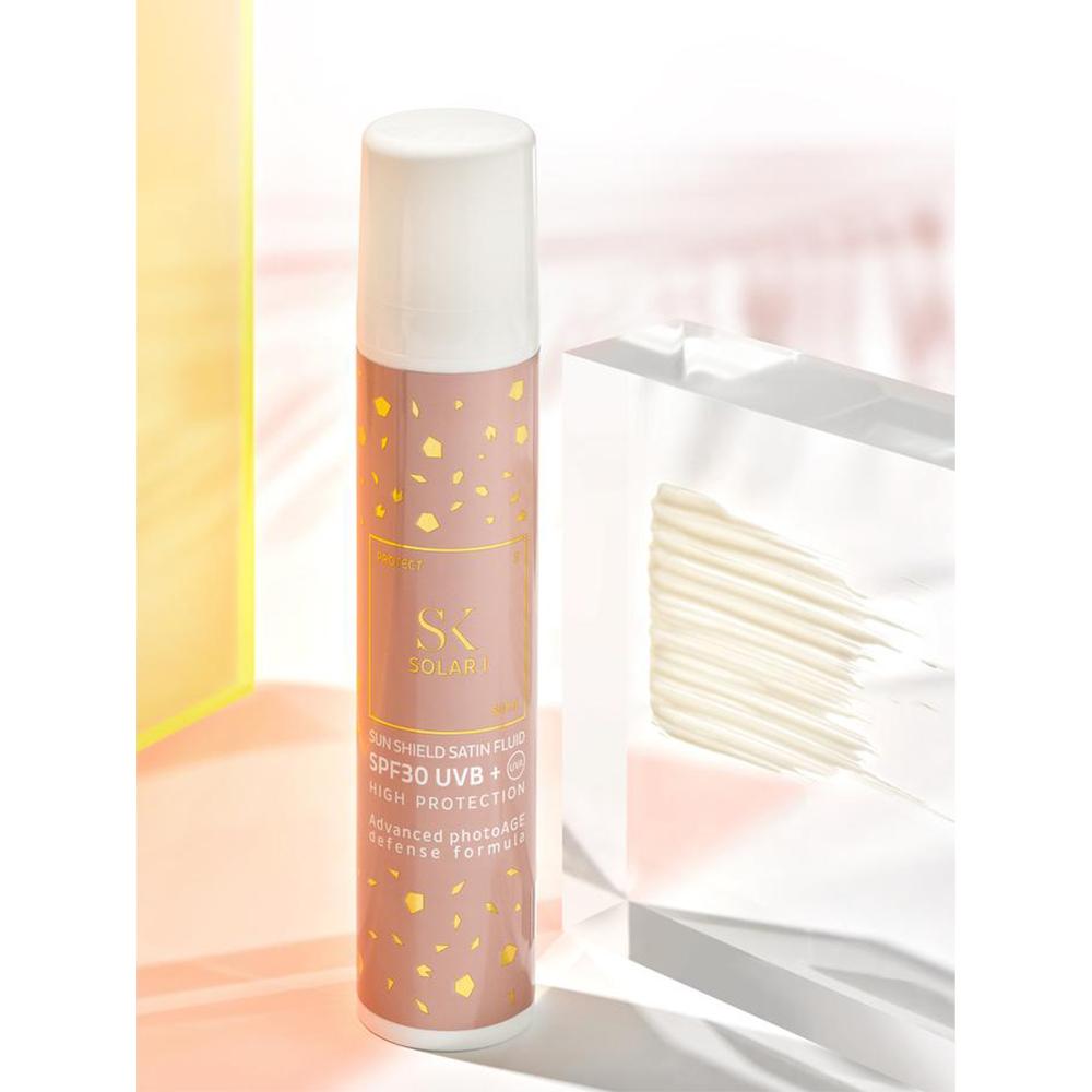 Solar I Crema de fata fluida SPF 30 50 ml