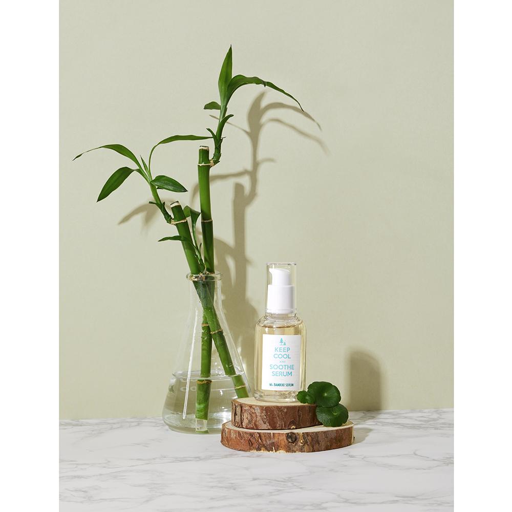 Soothe Ser de fata cu extract de bambus Femei 50 ml