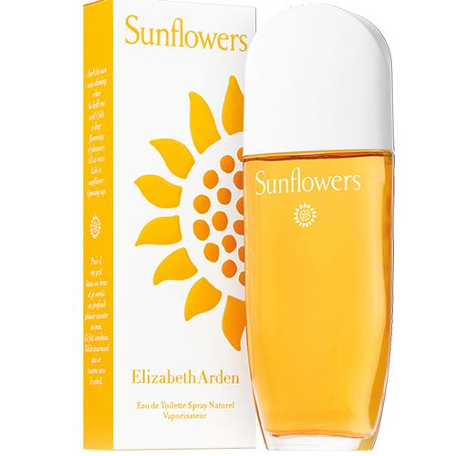 Sunflowers Apa de toaleta Femei 100 ml