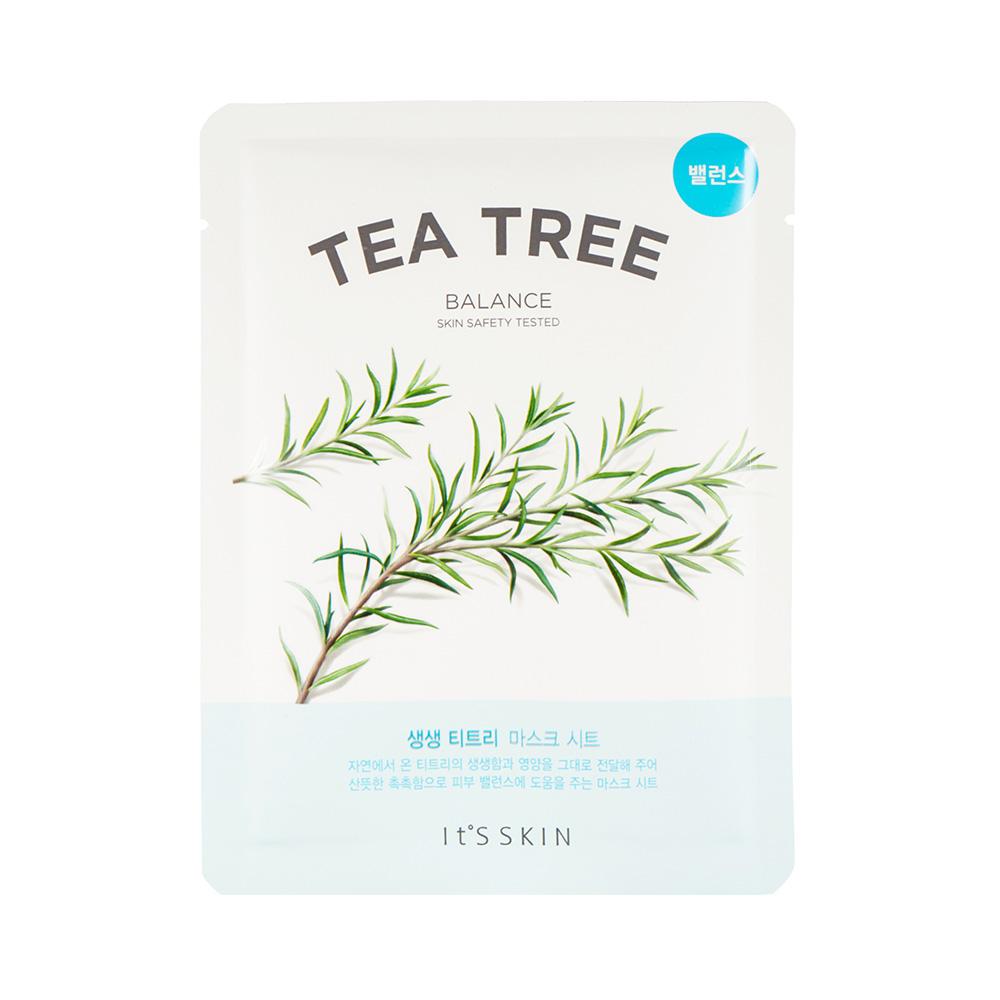 The Fresh Masca de fata nutritiva cu extract de arbore de ceai 18 gr