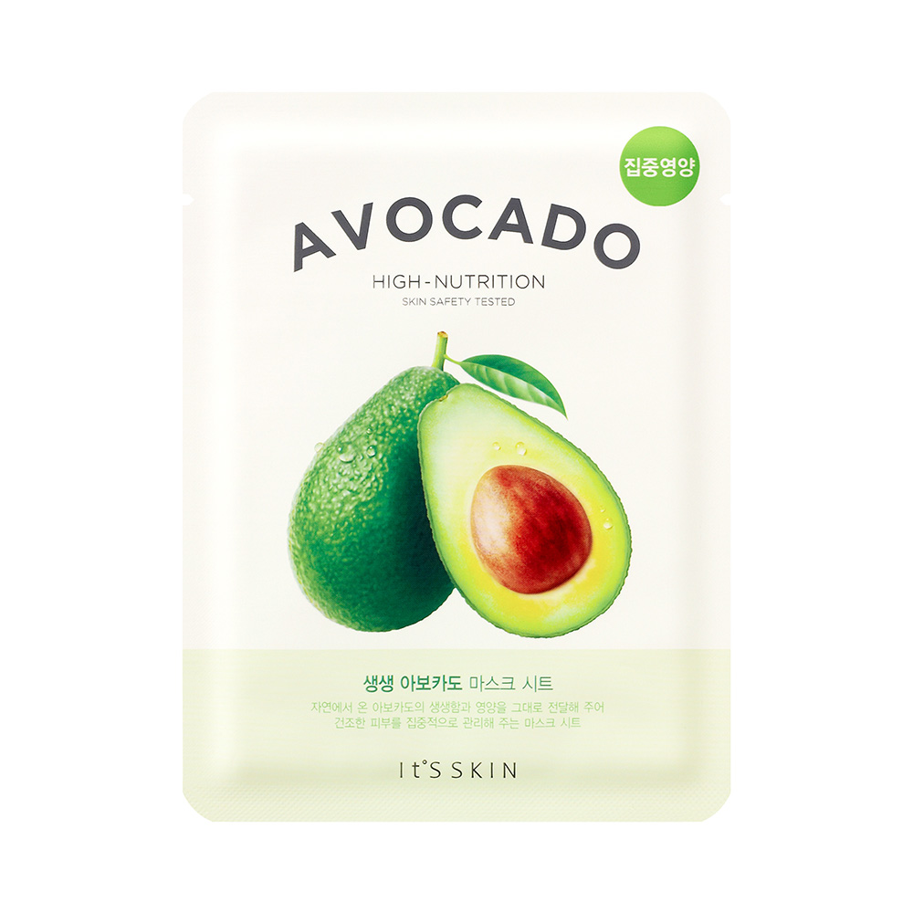 The Fresh Masca de fata nutritiva cu extract de avocado 18 gr