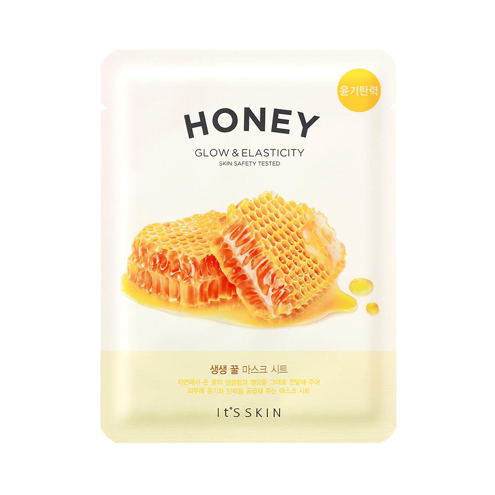 The Fresh Masca de fata nutritiva cu extract de miere Set 10 Buc 18 gr