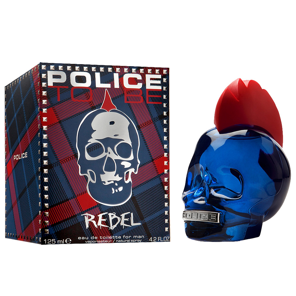 To Be Rebel Apa de toaleta Barbati 125 ml