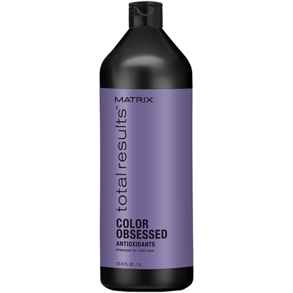 Total Results Color Obsessed Sampon Unisex 1000 ml
