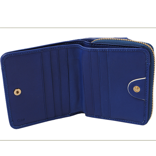 Round Zipper Wallet