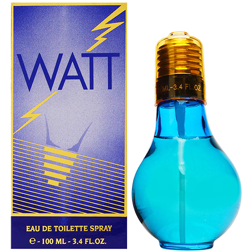 Watt Blue Apa de toaleta Barbati 100 ml