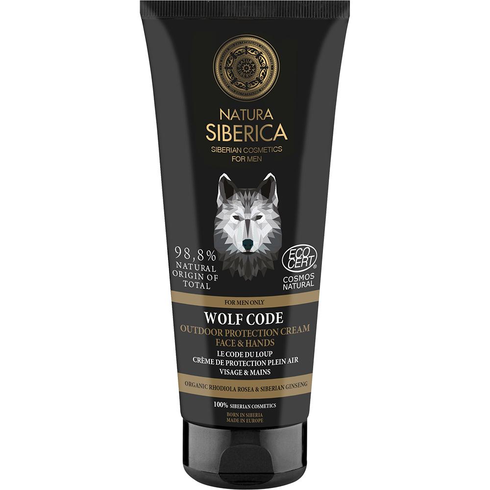 Wolf Code Crema de fata si de maini 80 ml