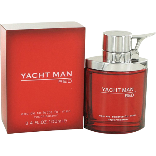 Yacht Man Red Apa de toaleta Barbati 100 ml