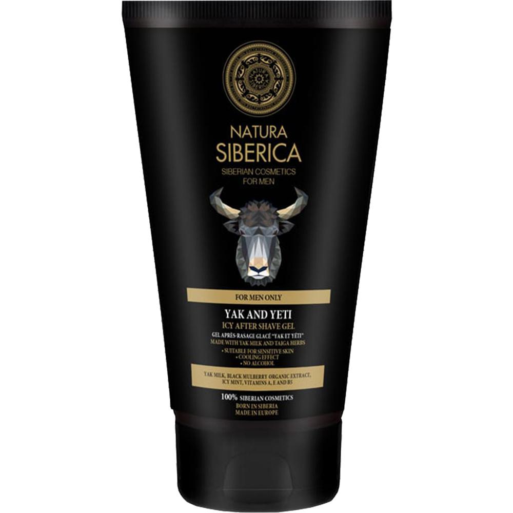 Yak And Yeti Aftershave gel revigorant Barbati 150 ml