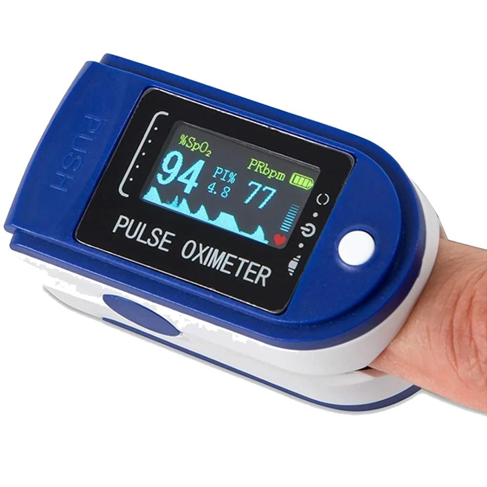 Pulsoximetru masoara pulsul si saturatia de oxigen