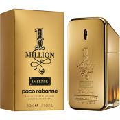 1 million intense apa de toaleta barbati 50 ml