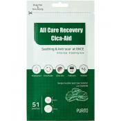 All Care Recovery Cica-Aid Plasturi pentru acnee 51 buc