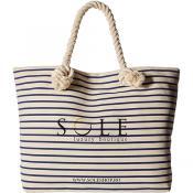 Beach shopping bag