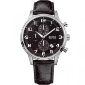 Ceas Barbati Chronograph Black