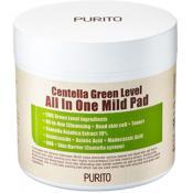 Centella Green Level All in One Mild Pad Toner de fata dischete 70 buc