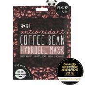 Coffee Bean Hydrogel Masca de fata antioxidanta Unisex