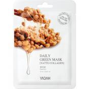 Daily Green Masca de fata Natto Collagen SET 10 buc 25 ml