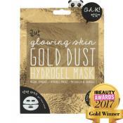Glow Dust Hidrogel Masca de fata iluminatoare Unisex