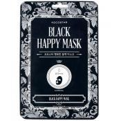 Happy Mask Masca de fata Neagra 25 ml