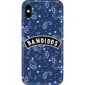Husa Capac spate  Bandidos Albastru Apple Iphone XR
