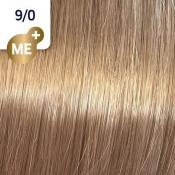 Koleston Perfect Me + Pure Naturals Vopsea de par permanenta 9/0 Very Light Blonde