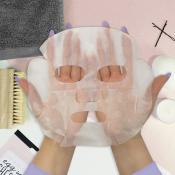 Egg White Masca de fata cu efect stralucitor Unisex