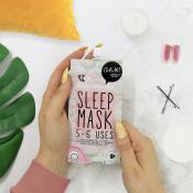 Sleep Masca de fata de noapte, cu efect hranitor Unisex