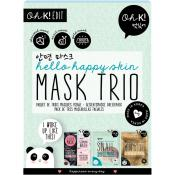 Trio Kit Masca de fata