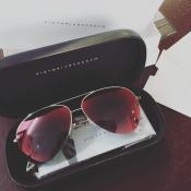 Ochelari de soare Classic Victoria XS Gold Cinnamon Auriu Femei