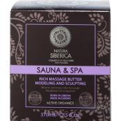 Sauna & Spa Unt de corp pentru masaj anticelulitic 370 ml