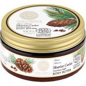 Siberian Cedar Unt de corp nutritiv Femei 300 ml