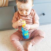 Sunscreen Mousse Crema de fata si corp spuma cu SPF 50 Copii 150 ml