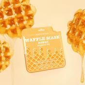 Waffle Mask Masca de fata Honey esenta gel cu extract de miere de albine, hranitoare 40 gr