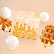 Waffle Mask Masca de fata Ice Cream esenta gel cu extract de Centella Asiatica, calmanta 40 gr